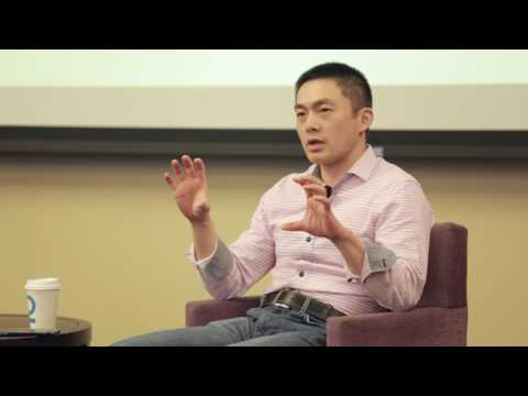 ICONic Evening with Alfred Lin, Partner at Sequoia Capital - YouTube