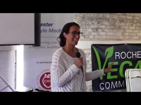 Vegan Living Program Week 2 Pt  2