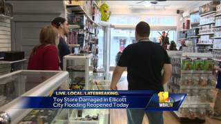 Video: All Time Toys reopens in Ellicott City | WBAL-TV 11 Baltimore