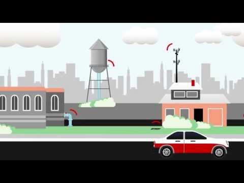 Make your water system smarter with Verizon Grid Wide Smart Meters