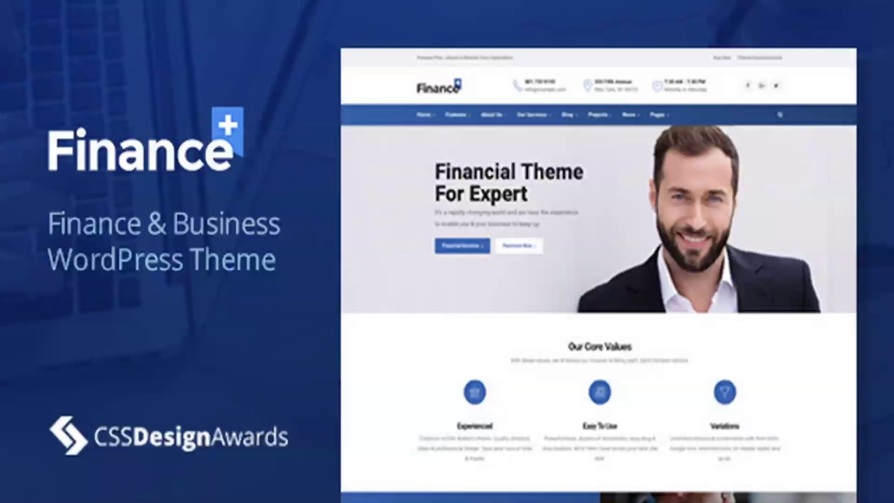 Financeplus finance business wordpress theme themeforest financeplus finance business wordpress theme themeforest website templates and themes wajeb