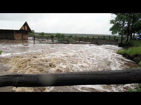 Flooding overwhelms B.C.