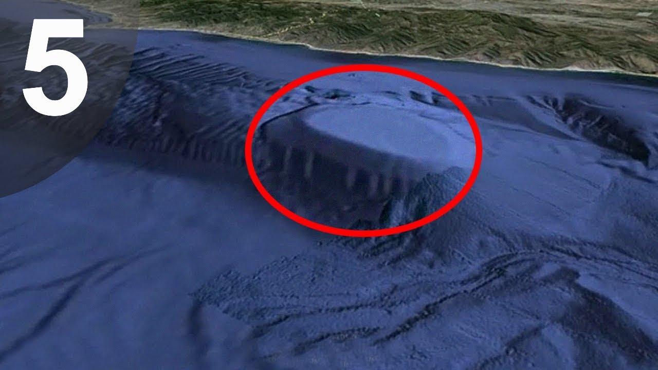 5 สิ่งลึกลับใต้ท้องทะเลลึก ที่ยังไม่สามารถอธิบายได้
