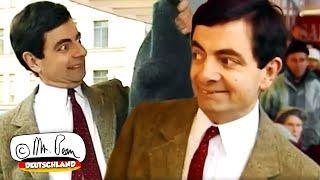 Einkaufstag für Mr. Bean