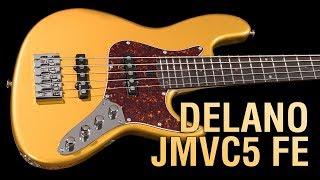 Delano JMVC 5 FE + Sonar 3 MS