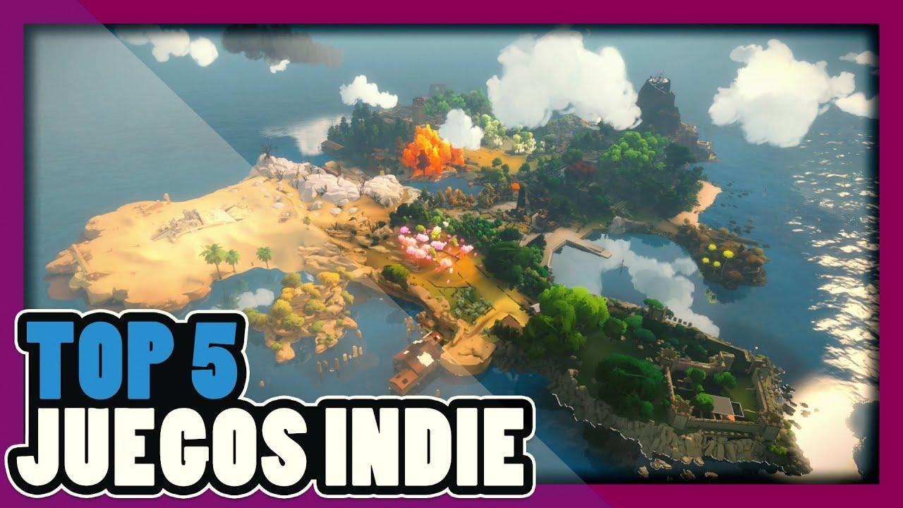 Top 5 Juegos Indie Para Pc Youtube