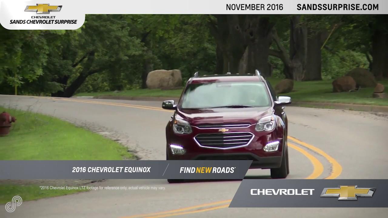 Superb Sands Chevrolet Surprise November Offers SPL