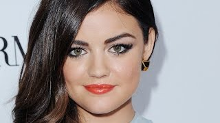 "'Pretty Little Liars' Star Lucy Hale to SUE Over Topless Photo Leak: ""Kiss My A--!"""