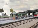 Trenes de cercanías en Córdoba 3D
