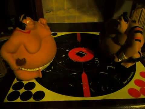 Sumo Wrestlers World Championship Title