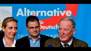 Sondierung gescheitert: Gauland fordert Merkel zum Rücktritt auf
