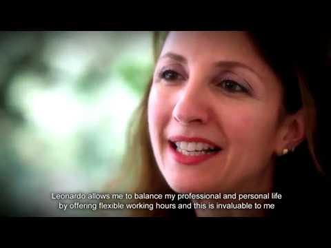 Leonardo Experience: An interview with Federica Romano from Telespazio