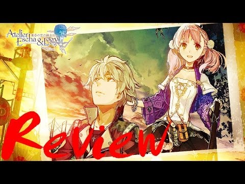 Mondo Cool Reviews: Atelier Escha and Logy: Alchemists of the Dusk Sky (PS3)