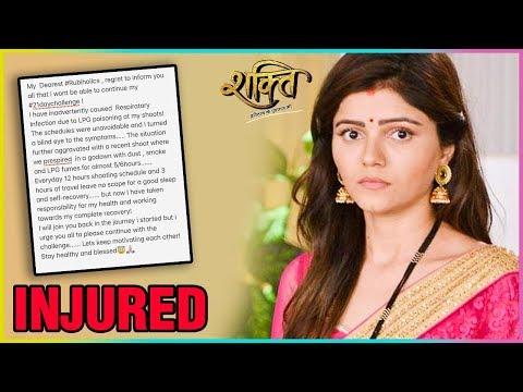 Rubina Dilaik Injured On Set | Shakti — Astitva Ke Ehsaas Ki