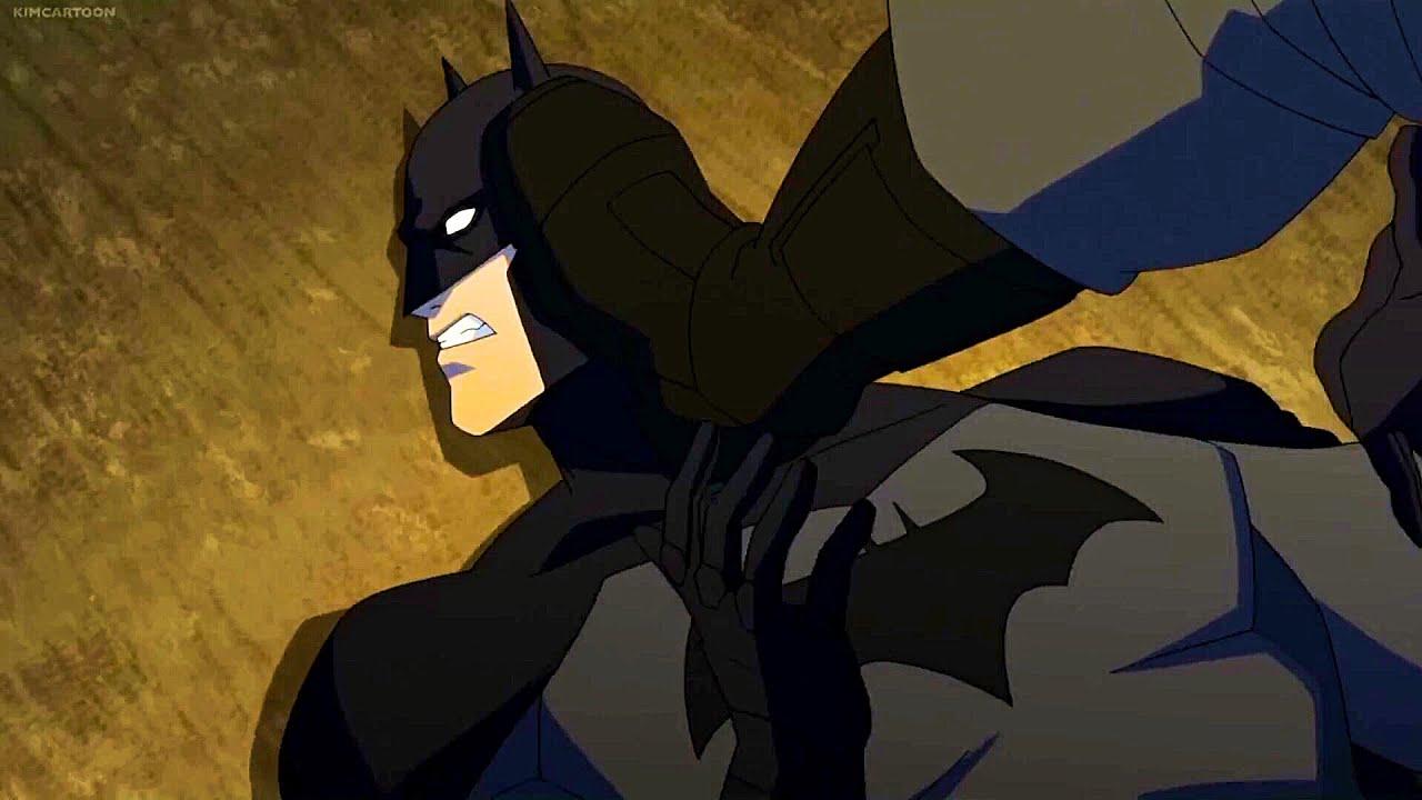 Youtube Batman Vs Bane