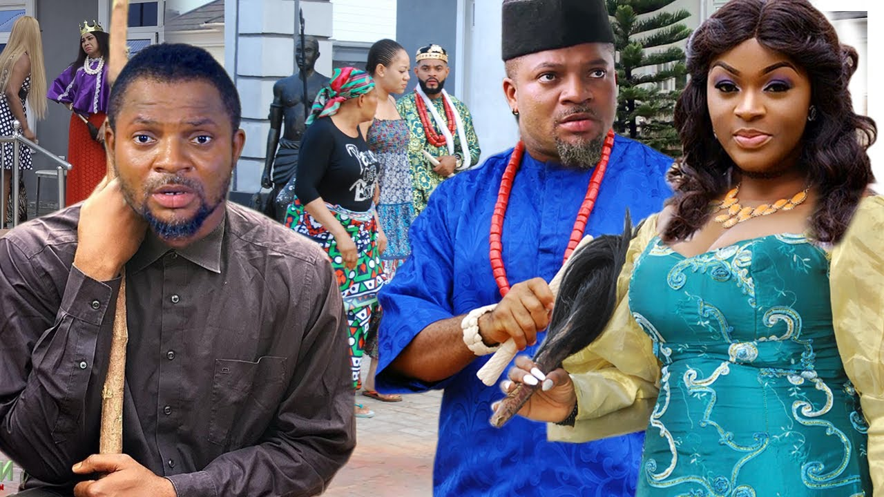Download HOW THE PRINCE PRETENDED TO BE BLIND TO FIND TRUE LOVE - ChaCha Eke 2021 Latest Nigerian Movie