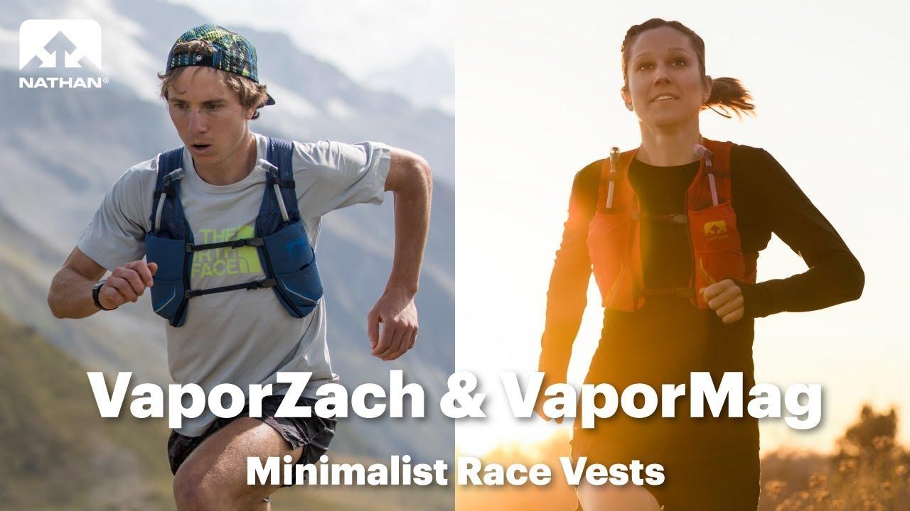 a00c02d02c NATHAN: VaporMag 2.5L & VaporZach 2.5L Minimalist Race Vests - YouTube