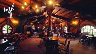 Fantasy Tavern ASMR Ambience (Green Dragon Inn Inspired)