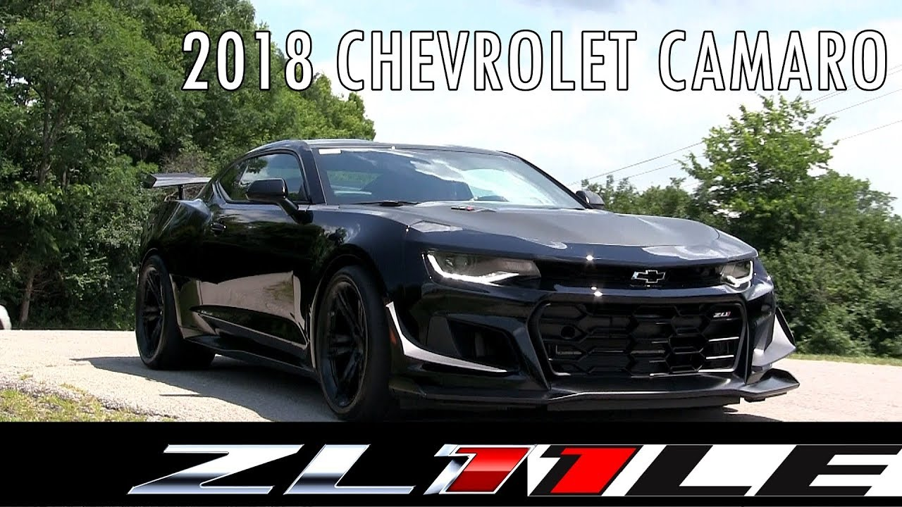 2018 chevrolet camaro zl1. fine zl1 2018 chevrolet camaro zl1 1le with start up rev overview  dan cummins  chevrolet buick inside chevrolet camaro zl1