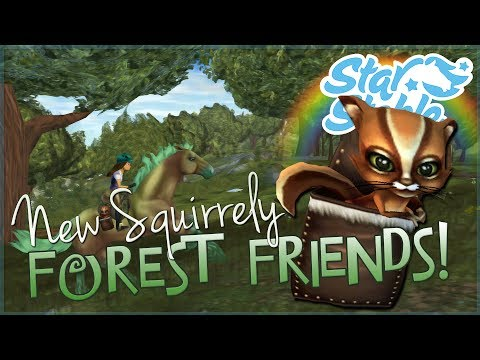 Donations to the Treeless Squirrel Fund!! • Star Stable - New Pet Squirrels!! - Episode #147