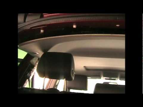 Vw Touareg Rear Hatch Strut Repair Youtube
