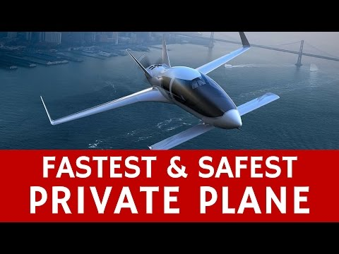 Fastest and Safest Private Airplane of the Future: Cobalt Co50 Valkyrie