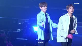 170324 THE WINGS OUTRO : WINGS / 정국 직캠 JUNGKOOK FOCUS