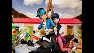Неужели Маринетт и Лука вместе? Видео из игрушек Леди Баг и Супер-Кот