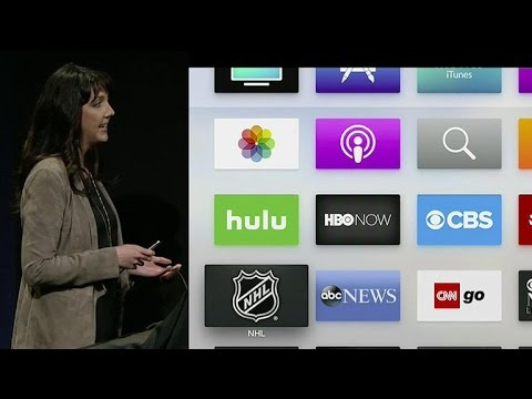 Apple TV gets... TV app (CNET News)