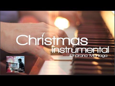 Malam Kudus/Silent Night/Instrumental - Dharana Moniaga (Video)