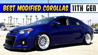 Best Modified Corolla 11th Gen Compilation - Stance