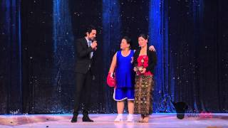 Bharti Singh's 'Teri Kom' comedy act with Ayushmann and Mary Kom - People's Choice Awards 2012 [HD]