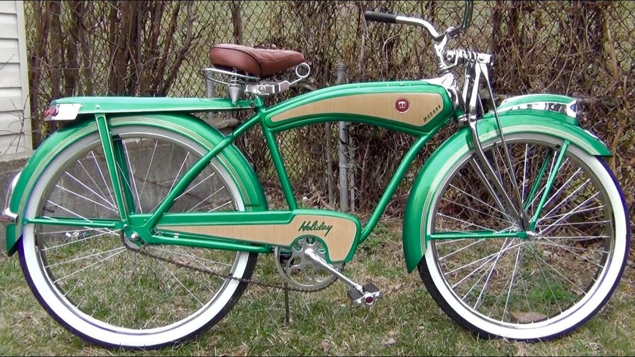 1953 Monark Holiday Bicycle