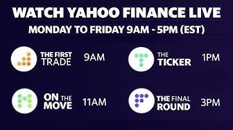LIVE market coverage: Friday, April 3 Yahoo Finance