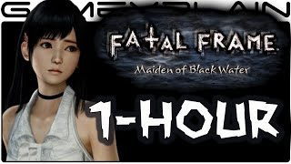 1-Hour of Fatal Frame: Maiden of Black Water (Livestream Archive)