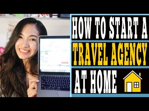HOW TO START A HOME BASED TRAVEL AGENCY BUSINESS⎮WITH VERY SMALL CAPITAL⎮JOYCE YEO