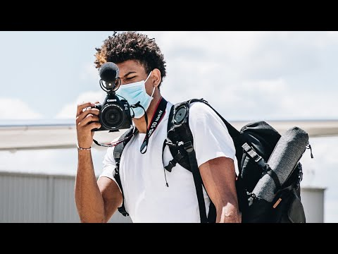 Welcome To The Bubble - Day 1 with Matisse Thybulle