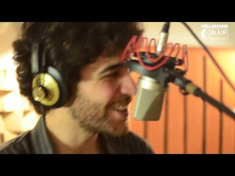 GIELLE SOUND STUDIO presents: ON AIR live Session / LA MASCHERA -CANZONE APPASSIUNATA-