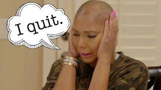 Tamar Braxton Quits Braxton Family Values!