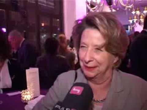 Ursula Stenzel Eröffnung Hotel Herrenhof März 09 Puls4