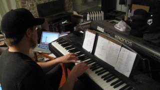Heavy D & The Boyz Now that We Found Love Piano Cover