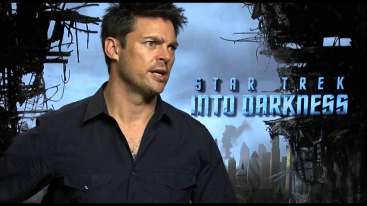 Karl Urban interview - STAR TREK INTO DARKNESS - RIDDICK ...