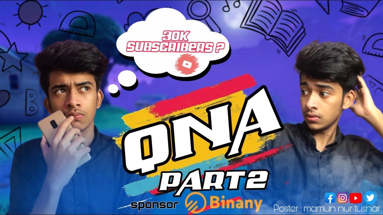 25k special QnA Video | Part- 2 | Abid Hossain | AbidHrz