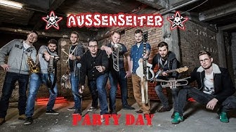 Aussenseiter - Party Day - Live am Rüchä Rock