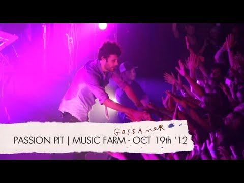CHARLESTON GRIT: Passion Pit at the Music Farm