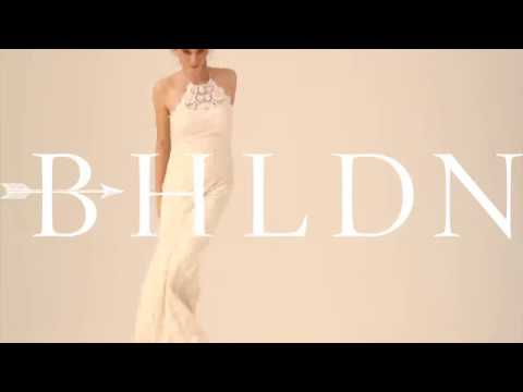 SPRING 2018 WEDDING GOWNS | BHLDN