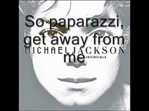 Michael Jackson - Privacy (CORRECT Lyrics)