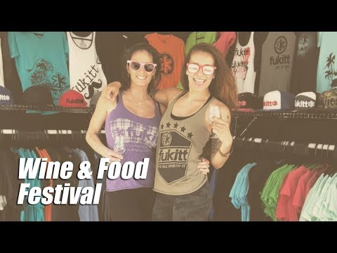 Fükitt Clothing | Wine & Food Festival - National Harbor, MD