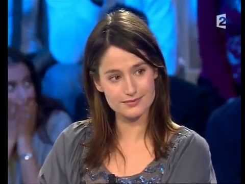 Marie Gillain  On n'est pas couché 15 décembre 2007 ONPC