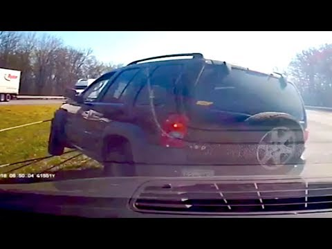🇺🇸 AMERICAN CAR CRASH / INSTANT KARMA COMPILATION #135